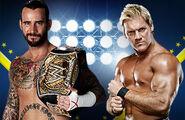 WM 28 Punk v Jericho