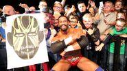 WWE World Tour 2016 - Frankfurt 12
