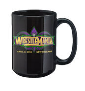 WrestleMania 34 15oz Mug
