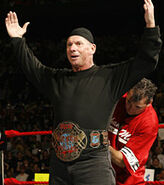 1st reign as ecw champion mr. mcmahon