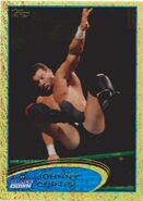 2012 WWE (Topps) Johnny Curtis 52