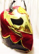 Adult Fire Ant Replica Mask