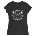 BOBBY LASHLEY & MICKE JAMES MMC LOGO WOMEN'S TRI-BLEND T-SHIRT