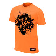Becky Lynch Relent-Lass Authentic T-Shirt