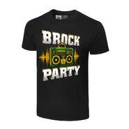 Brock Lesnar Brock Party Authentic T-Shirt