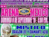 CMLL Domingos Arena Mexico (September 8, 2019)