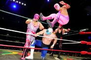 CMLL Super Viernes (February 1, 2019) 12