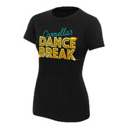 Carmella Dance Break Women's Authentic T-Shirt