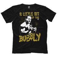Chris Jericho - A Little Bit of the Bubbly Shirt