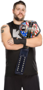 Kevin owens us champion by nibble t-d91knrk