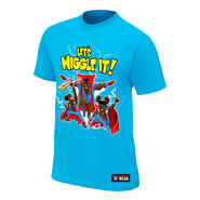 The New Day Let's Wiggle It Youth Authentic T-Shirt