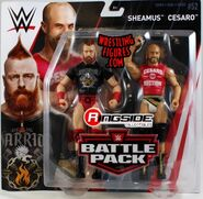 WWE Battle Packs 52 The Bar