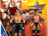WWE Battle Packs SummerSlam 2017 Brock Lesnar & Randy Orton