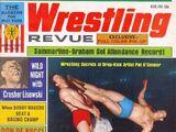 Wrestling Revue - August 1964