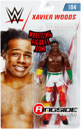 Xavier Woods (WWE Series 94)