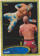 2012 WWE (Topps) Sin Cara 76