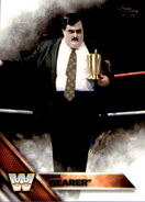 2016 WWE (Topps) Then, Now, Forever Paul Bearer 189