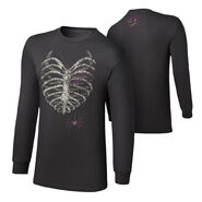 AJ Lee Till Your Last Breath Long Sleeve T-Shirt