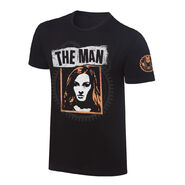 Becky Lynch The Man Photo T-Shirt