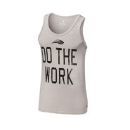 CENA Training Do The Work Tank Top