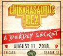 CHIKARA Chikarasaurus Rex: A Deadly Secret