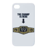 John Cena The Champ Is Here iPhone 4 Case