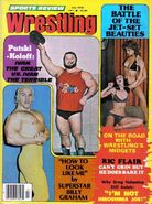 Sports Review Wrestling - July 1976