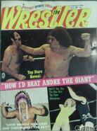 The Wrestler - February 1974