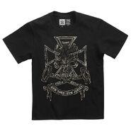 Triple H Destroyer & Creator WrestleMania 35 Youth T-Shirt