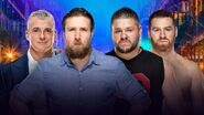 WM 34 Bryan & McMahon v Owens & Zayn