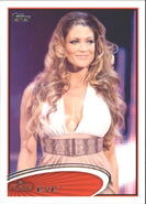 2012 WWE (Topps) Eve 51