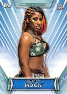 2019 WWE Women's Division (Topps) Ember Moon 5