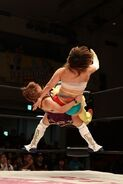 Stardom 5STAR Grand Prix 2017 - Night 9 14