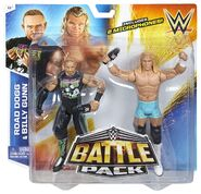 WWE Battle Packs 32 New Age Outlaws