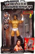 WWE Deluxe Aggression 8 CM Punk