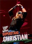 2001 WWF WrestleMania (Fleer) Christian 31