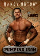 2004 WWE Chaos (Fleer) Randy Orton 91