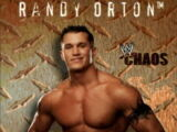 2004 WWE Chaos (Fleer) Randy Orton (No.91)