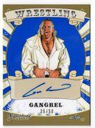 2016 Leaf Signature Series Wrestling Gangrel 28
