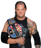 Baron Corbin US Champion