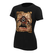 Finn Bálor Summon The Demon Women's Authentic T-Shirt