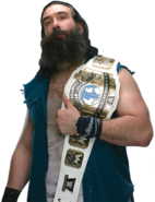Luke harper intercontinental champion by nibble t-d8vijm4