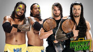 MITB 13 Tag team Match