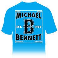 Michael Bennett t-shirt