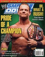 Smackdown Magazine Oct 2005