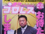 Weekly Pro Wrestling No. 1139