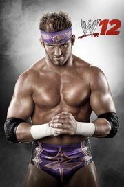 Zack Ryder WWE12