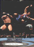 2003 WWE WrestleMania XIX (Fleer) Rob Van Dam 60