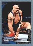 2010 WWE (Topps) Big Show 22