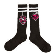 AJ Lee Love Bites Women's Socks